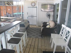 50′ Dockominium in Boathouse 8 Slip 6