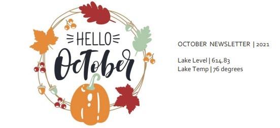 October 2021 Newsletter Icon